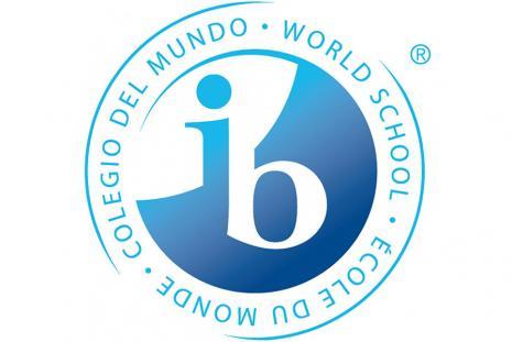 Logo programu IB